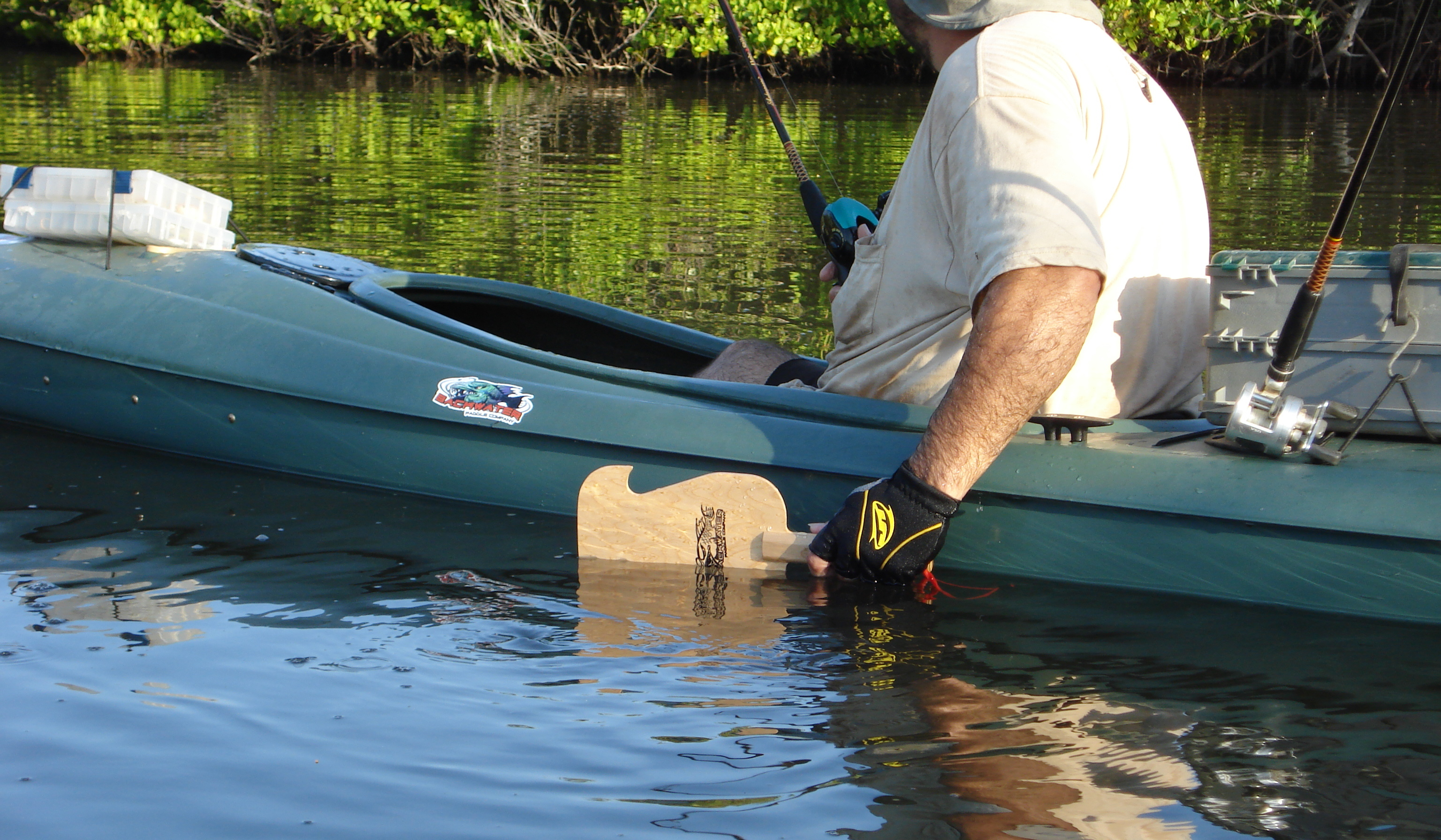 Kayaks backwater paddle company blog for Best canoe for fishing