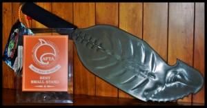 Assault Hand Paddle AFTA Award