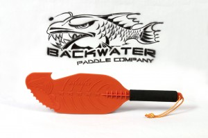 Orange Assault Hand Paddle
