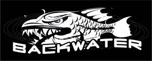 Backwater Paddle Company B/W Logo